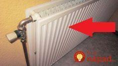 S touto fintou nemusíte ho natierať: Zažltnutý a špinavý radiátor bude opäť biely, ako sneh a doma sa vám bude omnoho lepšie dýchať!
