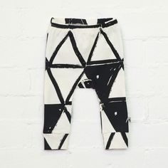 Baby Leggings - Triangles