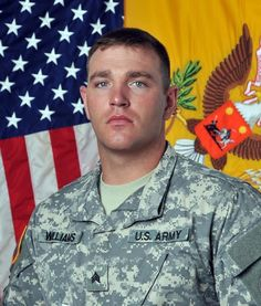#SEALOfHonor ........ Honoring Army Staff Sgt. Jesse L. Williams who selflessly sacrificed his life one year ago, December 17, 2013 in Afghanistan. Please help me honor him so that he is not forgotten.
