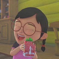 Cool Wallpaper, Iphone Wallpaper, Paper Crafts Origami, Cute Memes, Cute Cartoon Wallpapers, Aesthetic Girl, Cute Stickers, Aesthetic Wallpapers, Emoji