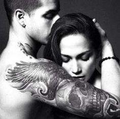 Jennifer Lopez posts, then deletes, sensual Valentine's photo with Casper Smart