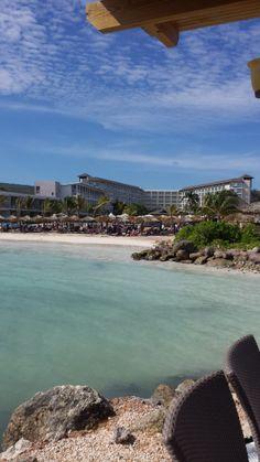Royalton White Sands from the Wedding Gazebo, Montego Bay Jamaica