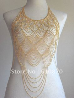 Item # 00113    Item Type:  Body Jewelry    Fine or Fashion:  Fashion      Style:  Trendy    Material:  Metal    Color : Gold