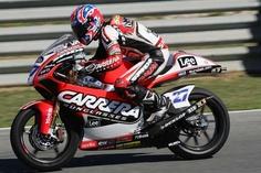 Casey Stoner - 2002 - Aprilia 250 before Moto2 substituted Moto250