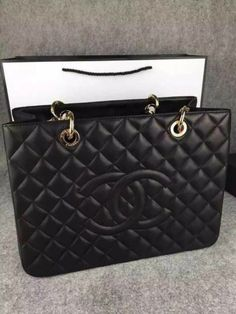 Chanel Grand Ping Bag Tote This Is Made From High Grade Lambskin