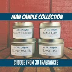 Gifts For Husband, Gifts For Dad, Fragrance Oil Burner, Valentines Gifts For Him, Smoke Shops, Handmade Candles, Handmade Shop, Cigar, Man Cave