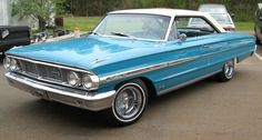 1964 Ford Galaxy another view