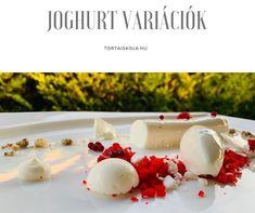 Joghurt variációk Panna Cotta, Ethnic Recipes, Food, Yogurt, Dulce De Leche, Meal, Essen, Hoods, Meals