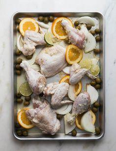Mojo Sheet Pan Chicken – A Cozy Kitchen