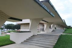 The Esplanades, Florida Southern College, Lakeland, FL | Flickr - Photo Sharing!