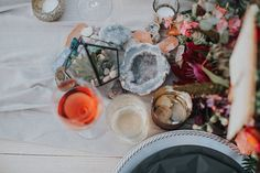 Gems & Geodes Wedding Inspiration | Alex Lasota Photography | TinSparrow Events | Bridal Musings Wedding Blog 1