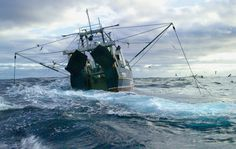 work for at least a day on a commercial fishing boat