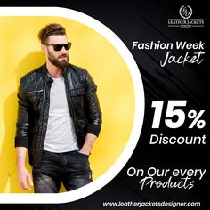 Discover Our Innovative Designs Visit Our Website. Use Coupon Code And Get Flat 15% Discount On Every Our Product! ✔ 100% Money-Back Guarantee ✔ All Sizes Are Available ✔ High-Quality Leather with Fine Stitching Throughout #leatherjacket #leather #fashion #jacket #leatherpants #style #bikerjacket #jaketkulit #jaketkulitasli #jaketkulitsecond #leatherjackets #jualjaketkulit #motorcyclejacket #leatherman #jaketkulitbekas #leatherfashion #ootd #jaketkulitmurah #mensfashion #vintage… Motorcycle Jacket, Biker, Leather Fashion, Mens Fashion, Designer Leather Jackets, Innovation Design, Vintage Shops, Stitching, Leather Pants