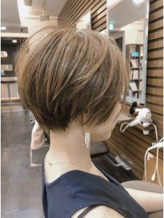 大人かわいい前下がりショート【neaf 犬塚優介】 Hair Color For Women, Short Hair Cuts For Women, Short Hair Syles, Asian Short Hair, Short Bob Haircuts, Asian Bob Haircut, Short Haircut, Hair And Beauty Salon, Hair Today