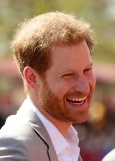 Prince Harry at the Virgin Money London Marathon at United Kingdom in London, England - April 2018 Prince Harry Of Wales, Prince Harry And Megan, Prince Henry, Harry And Meghan, Prinz Harry Meghan Markle, Actress Meghan Markle, Principe Harry, London Marathon, Charles And Diana