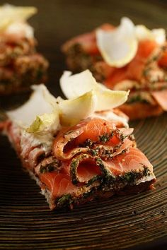 This Salmon Recipe certainly looks good