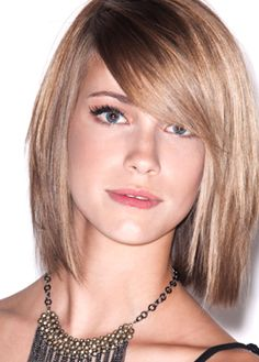 Women's Long Bob  #VisibleChangsSalons