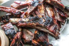 rosemary and garlic lamb ribs recipe
