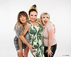 Fun & lively personal branding photography for Thunderbirds Comedy Trio. These lovely ladies were photographed in my Pretoria studio for their upcoming promotional campaigns. Profile Photography, Headshot Photography, Photography Branding, Pretoria, Personal Branding, Photo Studio, Color Change, Comedy, Photoshoot