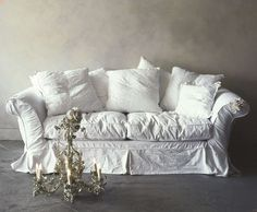 perfect white sofa | Rachael Ashwell