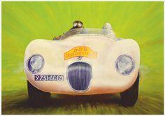 Jaguar Type C - Krzysztof Tanajewski - Draw to Drive