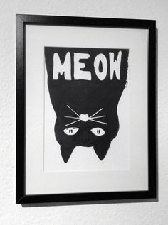 Cheeky little poster from etsy.