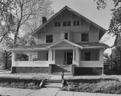 arts and crafts architecture | Landmarks Heritage Preservation Commission - Arts and Crafts