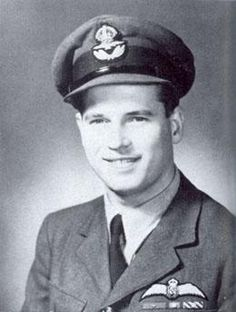 Guy Penrose Gibson. Wing Commander. Born Simla, India. Leader of the Dambusters Raid for which he was awarded the V.C. Died when his plane crashed in the Netherlands returning from a bombing raid in Germany. Played by Richard Todd in the 1955 film, 'The Dam Busters'.