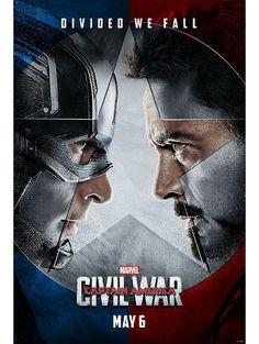 Soldado Invernal é destaque no incrível teaser trailer de Capitão América: Guerra Civil - Notícias de cinema - AdoroCinema