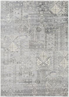 Holland Edie Gray Area Rug