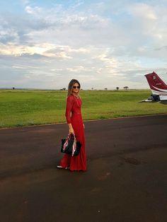 Vestido Vermelho de Tricot_Galeria Tricot_Thássia Naves_5