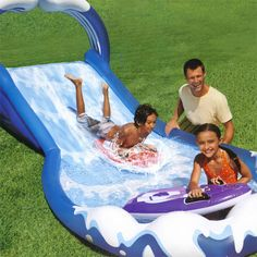 Eureka kids scivolo surf