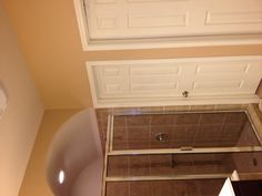 """I did our Master Bathroom in Sherwin Williams Bagel. It's from the HGTV line and is described """"neutral with a twist"""". Color ends up being a neutral with a caramel-yellow hue."""