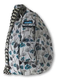 My new Kavu! Best purse I've ever owned!!!  I have solid ones but was ready for a pattern!!