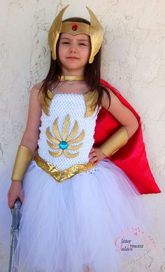 Super Hero costume set- custom order- handmade-sewn tutu-Princess of Power- up to youth girls size 8 | Hero costumes Tutu and Hero  sc 1 st  Pinterest & Super Hero costume set- custom order- handmade-sewn tutu-Princess of ...