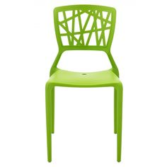 BAMBOO chair by Fly #decoration #homedecor #home #chair #lime #green