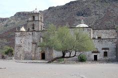 Loreto, Baja Sur.