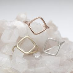 This delicate ring has style , it just can not help it! It is been shaped, hammered, soldered and sized to sit perfectly on your finger. So pretty and full of spunk. Your choice of solid 10K gold, 10K rose gold, or sterling silver.