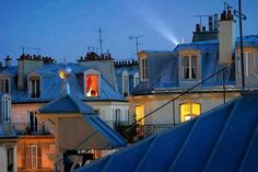 Romantic Paris, more than a cliché : The Good Life France Ventana Windows, Parisian Room, Paris Balcony, Tuileries Paris, Metro Paris, Paris Rooftops, Romantic Paris, Thomas Merton, Paris Apartments