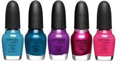 nail polish   Arleene Taylor Makeup Artistry: Glee Sephora for OPI Nail Polish