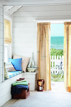 July issue on sale now! This month we're inspired by summer fresh nautical trends and coastal style...