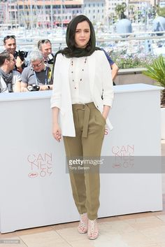 Taraneh Alidoosti attends the 'The Salesman (Forushande)' Photocall during the 69th annual Cannes Film Festival on May 21, 2016 in Cannes, France.