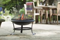 Esschert Design, Charcoal Grill, Brooklyn, Fire, Camping, Outdoor Decor, Home Decor, Charcoal Bbq Grill, Campsite