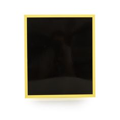 1000 Windows - Gary Hume Paint on Paper, with yellow frame) Gary Hume, Painted Signs, Hand Painted, Modern Art, Contemporary Art, Workshop Studio, Damien Hirst, Painting Workshop, All Art