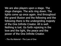The Ra Material - The Law of One - Quote - Spirituality Metaphysics Spiritual Infinite Love 86.jpg