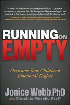 Running on Empty: Overcome Your Childhood Emotional Neglect: Jonice Webb, Christine Musello: 9781614482420: Amazon.com: Books