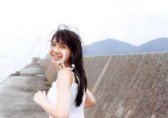 Matsuoka Natsumi (松岡菜摘). #Natsu (なつ)  #HKT48 #teamH