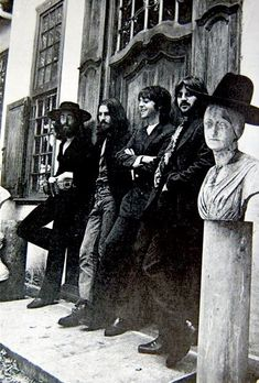 Ultima sesion de fotos de The Beatles