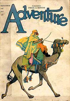 Adventure 1917-11-03