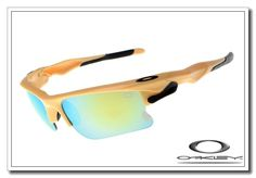 fake Oakley fast jacket sunglasses polished pastel yellow / ruby clear